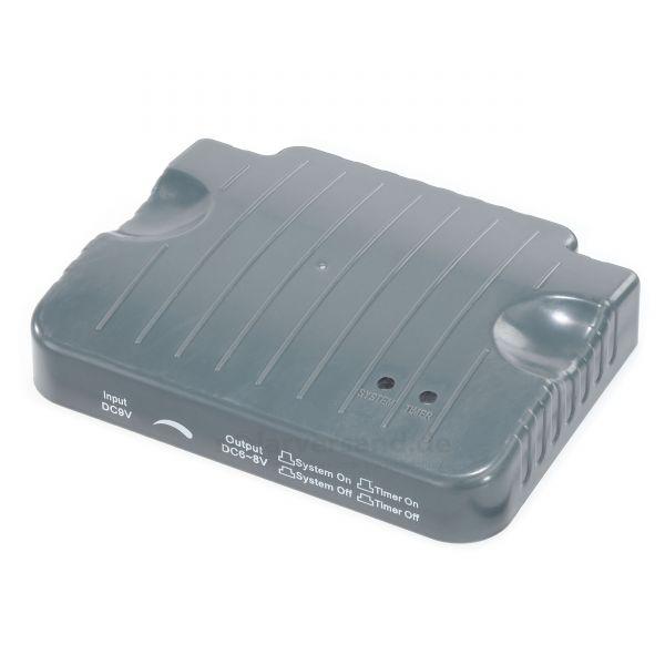 Kunststoffdeckel für Akkubox 101818 6V 3,2Ah - 910100