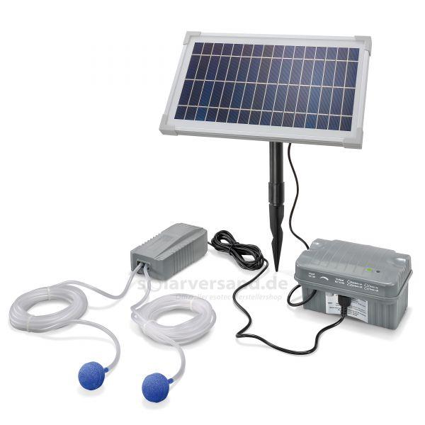 Solar Teichbelüfter 8/200 Professional plus