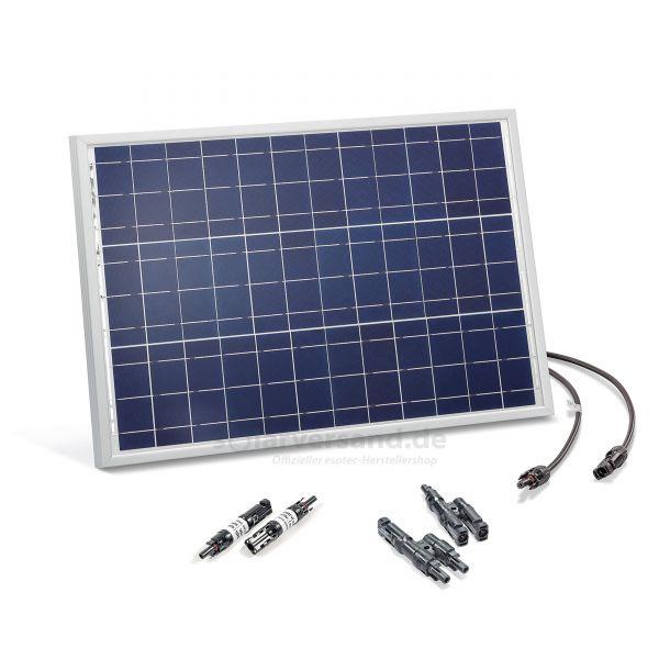 Solarmodul-Erweiterungsset 20 Wp