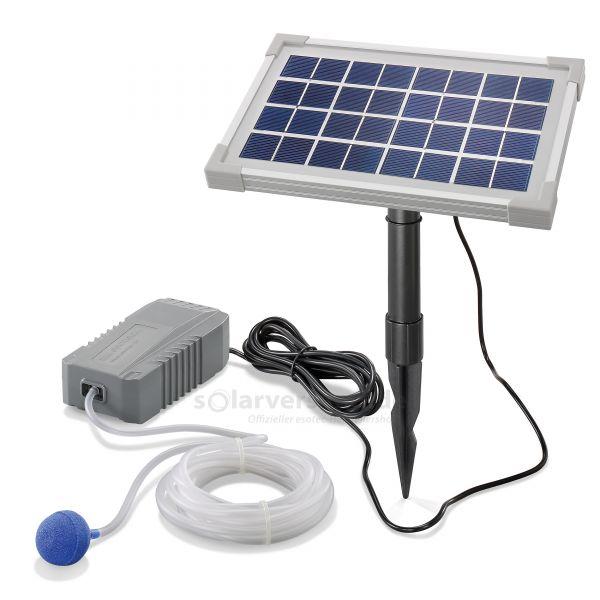 Solar Teichbelüfter 3,5/130 Professional
